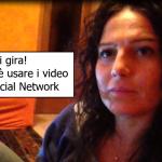L'importanza di usare i video sui Social Media