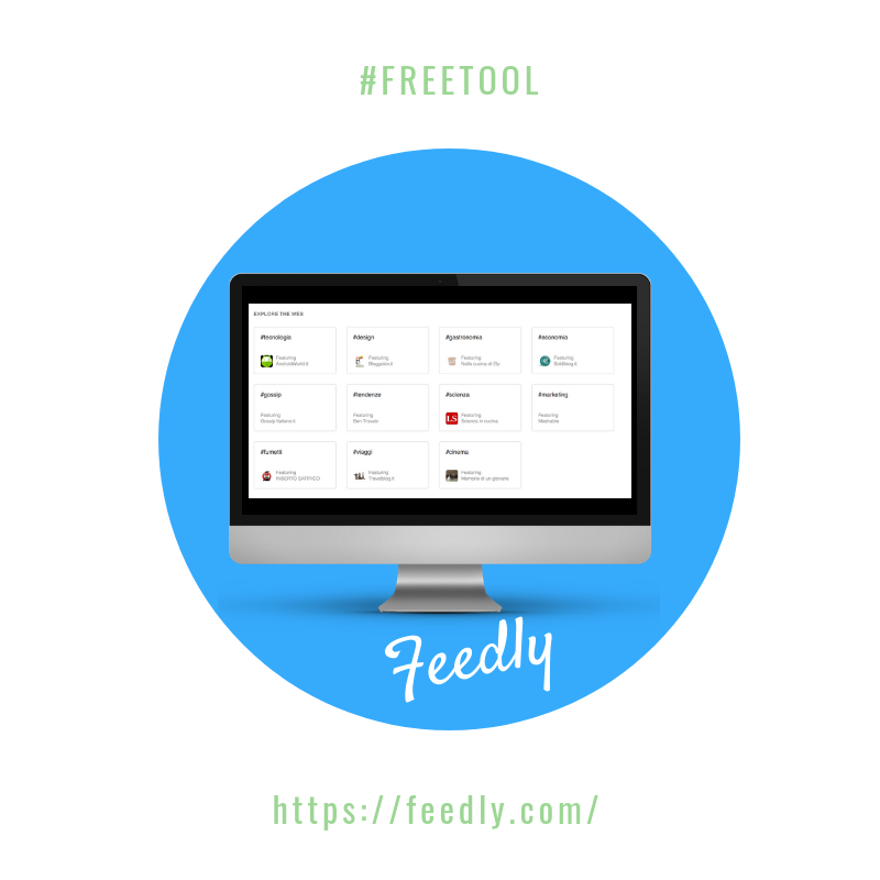 #FreeTool: Feedly
