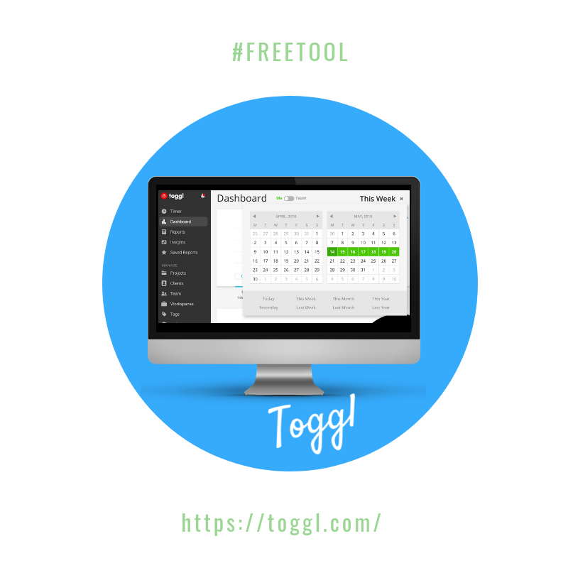 #FreeTool: Toggl