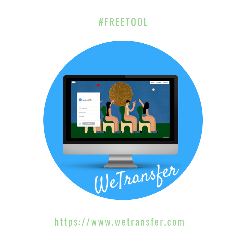 #FreeTool: WeTransfer