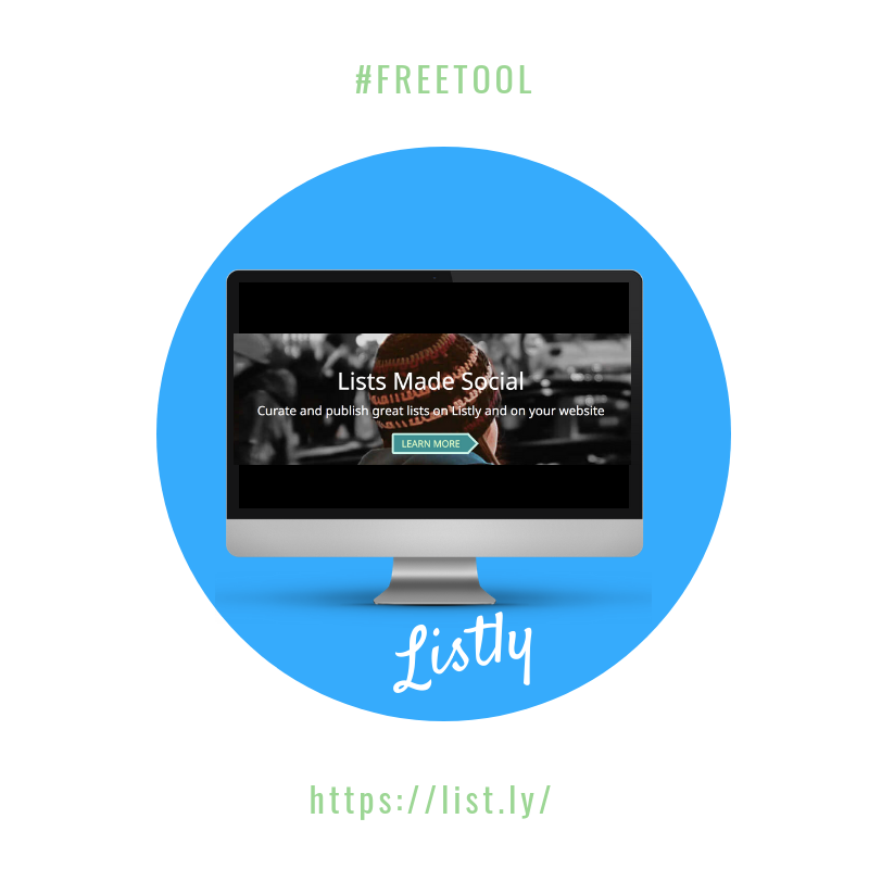 #FreeTool: Listly