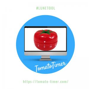#LuneTool: TomatoTimer