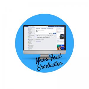 #Tool: News Feed Eradictor