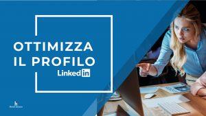 Ottimizza il profilo LinkedIn